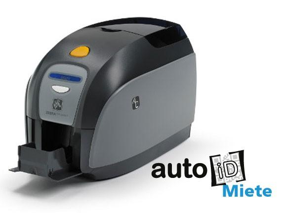 Kartendrucker Miete ZXP Series 1