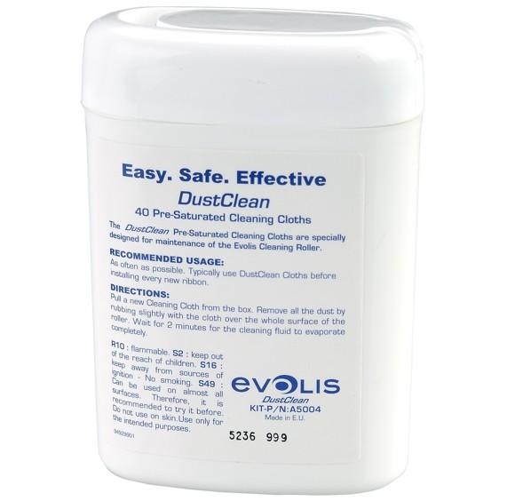 Evolis ReinigungstücherA5004